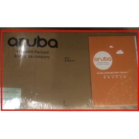 交換器 Aruba 2530 Switch 8G-PoE+ Switch (J9774A)