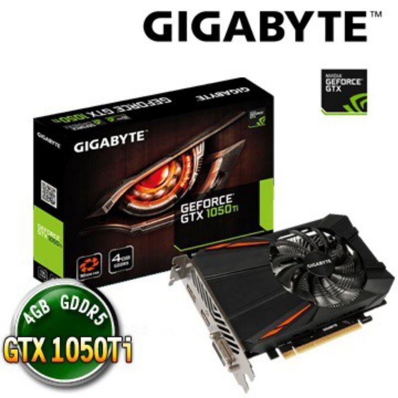 二手GeFoce GTX 1050 Ti AERO 4G OCV1顯示卡