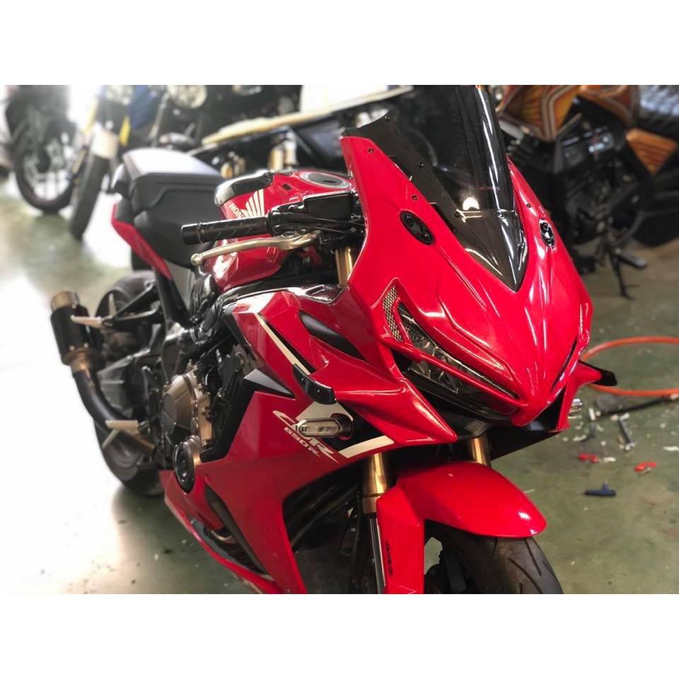 Moto橘皮 CBR650R 定風翼 賽車 r3 r15 ninja400 cbr150r gsxr150 r6 r1