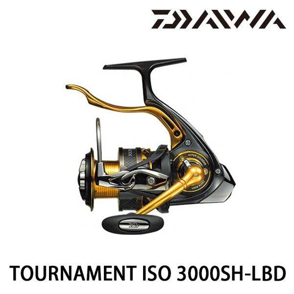 源豐釣具 🔥特價出清 免運可刷卡 DAIWA 15 TOURNAMENT ISO 紅蟳 頂級 手煞車捲線器 紡車式捲線器