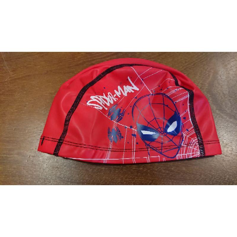 SPEEDO 兒童 合成泳帽 蜘蛛人