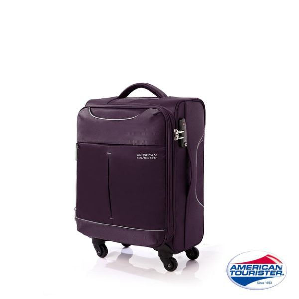 Samsonite 美國旅行者 AT 超輕量 可擴充 SKY 25R 20吋布面登機箱