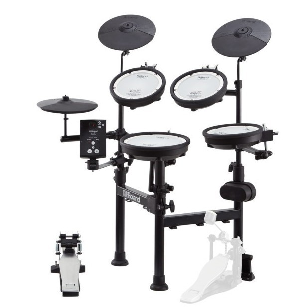Roland TD1KPX2 電子鼓 全網狀鼓皮 二手 PM-10 電子鼓音箱 含踏板