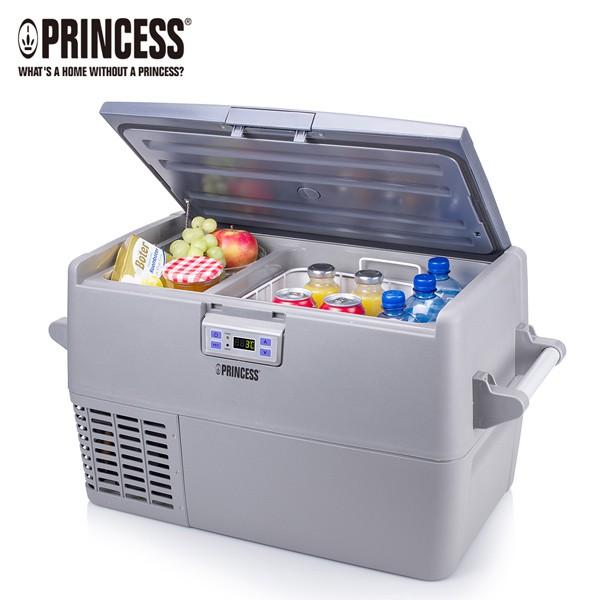 【贈LAICA濾水壺】PRINCESS 荷蘭公主 智能壓縮機行動電冰箱/33L 282898