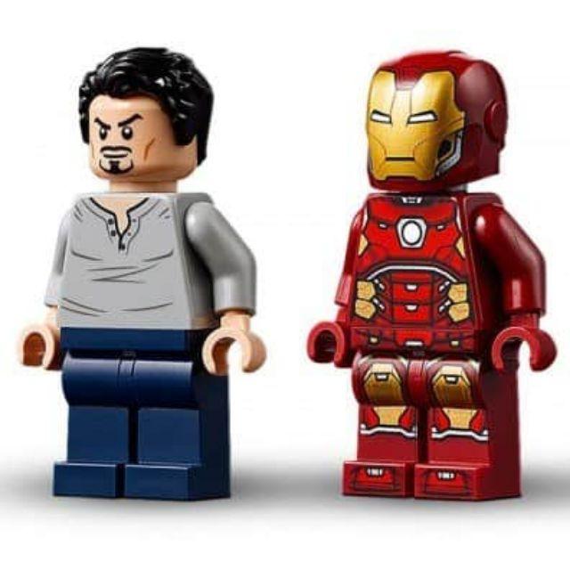 [qkqk] 全新現貨 LEGO 76167 76152 76153 東尼史塔克 鋼鐵人 樂高漫威系列