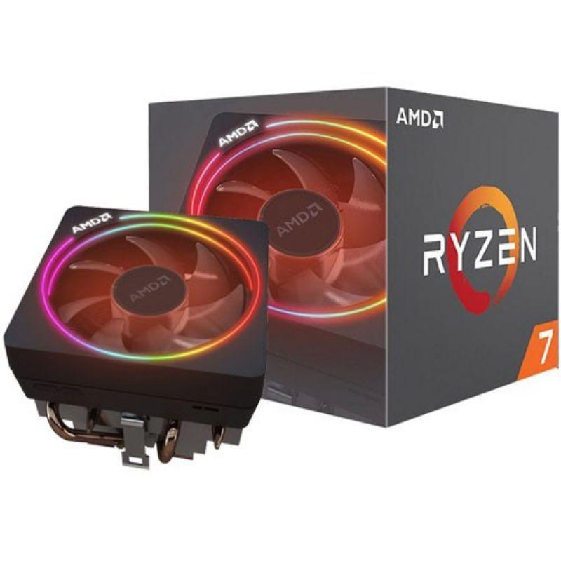 AMD Ryzen 7 2700X 盒裝CPU