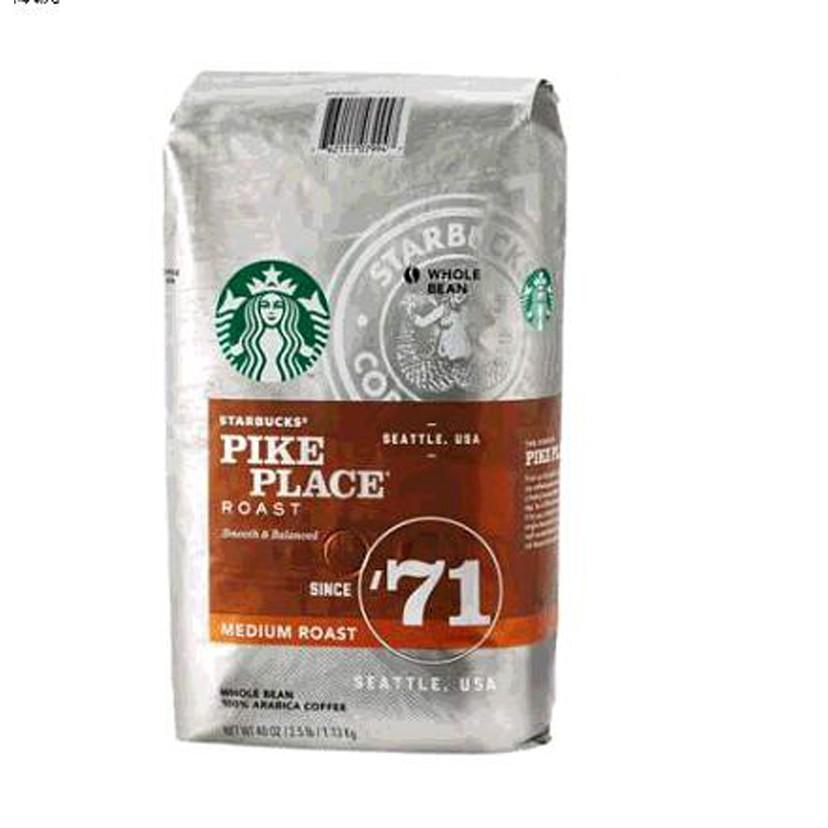 STARBUCKS PIKE PLACE 派克市場咖啡豆 每包1.13公斤 C608462