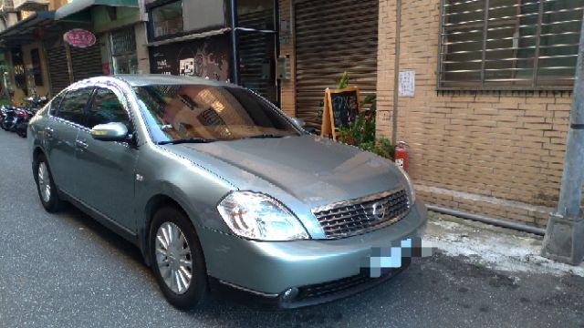 自售 車況佳 無待修 Teana 2.3 2005年式