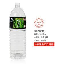 盛康竹炭水1500ml一箱/12入