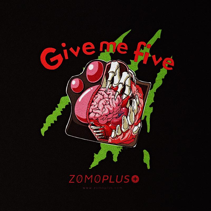 貓爪 滑鼠墊ZOMO 新品 貓爪主題 原創設計 遊戲電競鼠標墊 大號 加厚織物桌墊