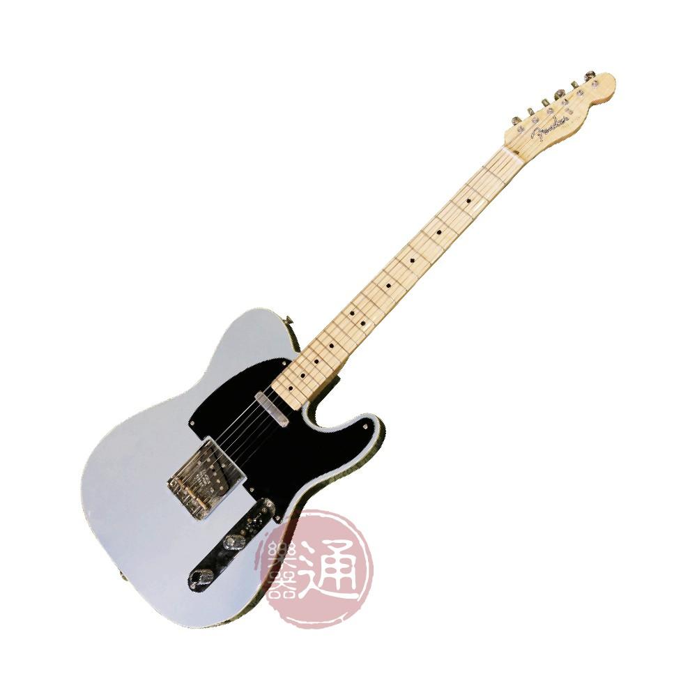 Fender / Am Custom Shop Tele 2 Tone 2013年 電吉他(冰晶藍)【樂器通】