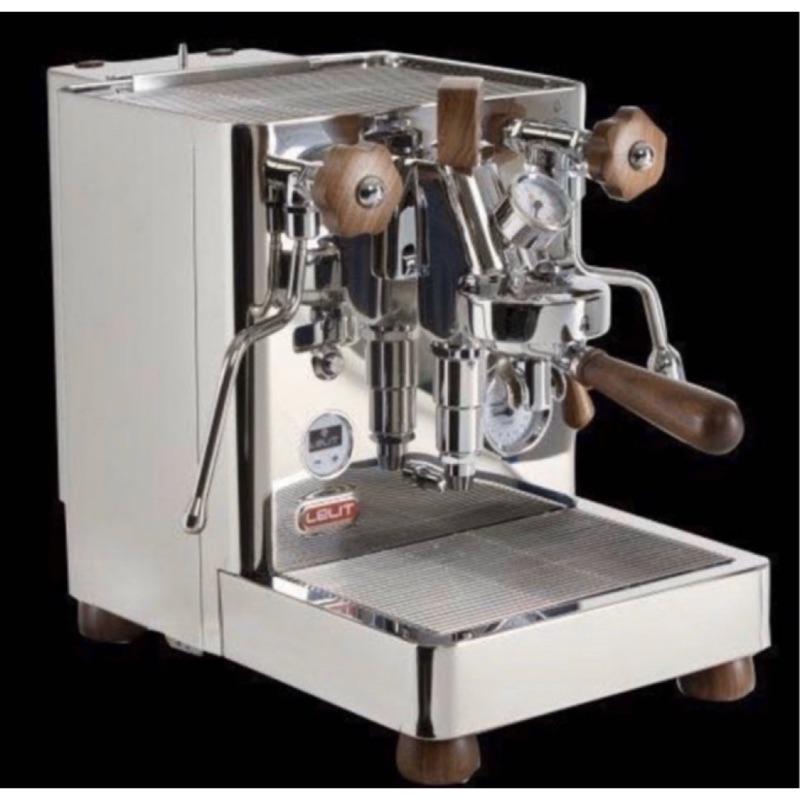 [二代最新出廠現貨]Lelit bianca PL162T可變壓 PID雙鍋爐 義式咖啡機220v 私訊另有優惠
