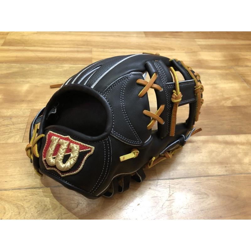 [黑瑞賣手套] Wilson Staff WTAHWKK6L 硬式 內野 棒球手套 壘球手套