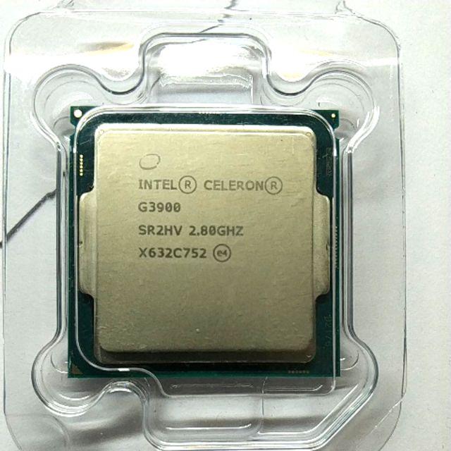 二手 Intel Celeron G3900 LGA1151