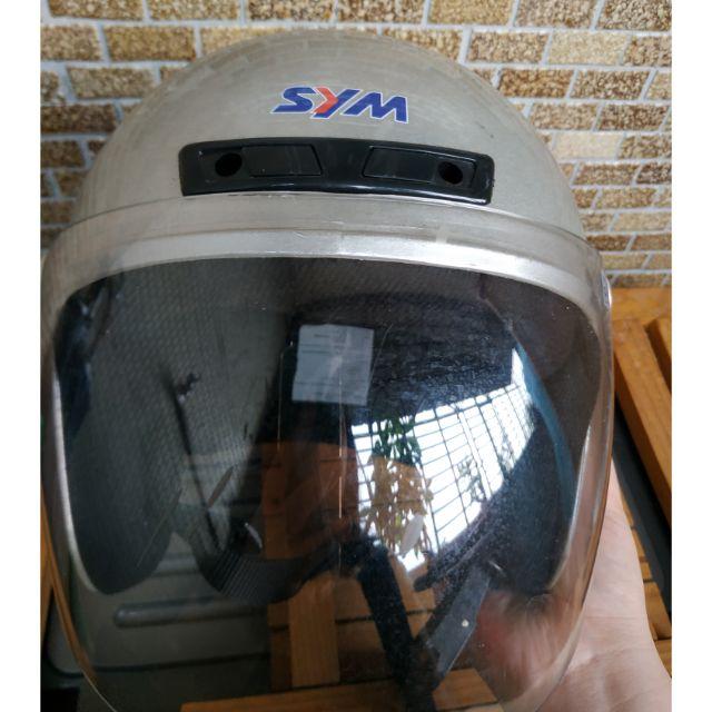 sym 三陽機車 安全帽 機車 騎士用品 CNS認證 半罩安全帽