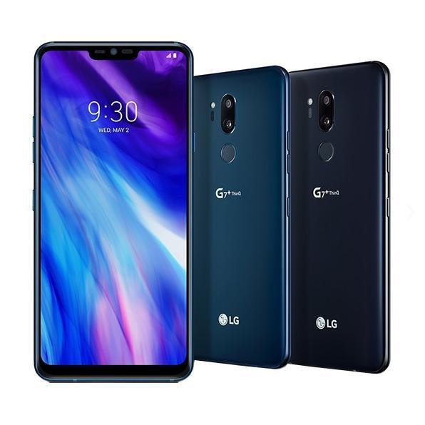 LG 樂金 台版雙卡雙待 LG G7+ ThinQ 6G/128G 6.1吋 智慧型手機 防塵防水 完整盒裝 保固一年
