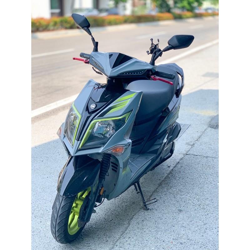 自售 2019 三陽 SYM JET S 125機車 ABS 雙碟版全時點燈