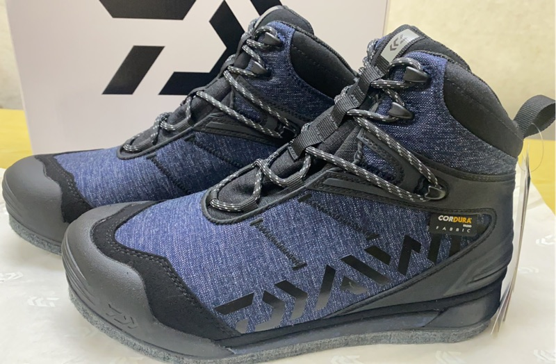《嘉嘉釣具》Daiwa DS-2650CD 防滑釘鞋 毛氈防滑鞋