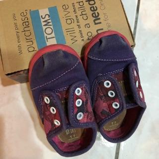 TOMS女童鞋7T14公分 新北市