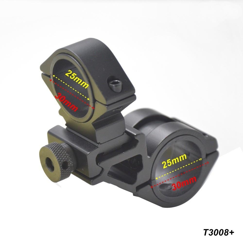 自行車燈夾 25mm/30mm鋁合金夾子 自行車燈 手電筒支架 固定夾具 T3008+