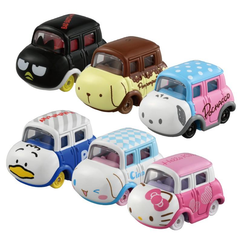Tomica 三麗鷗家族小汽車抽抽樂Part2 玩具反斗城