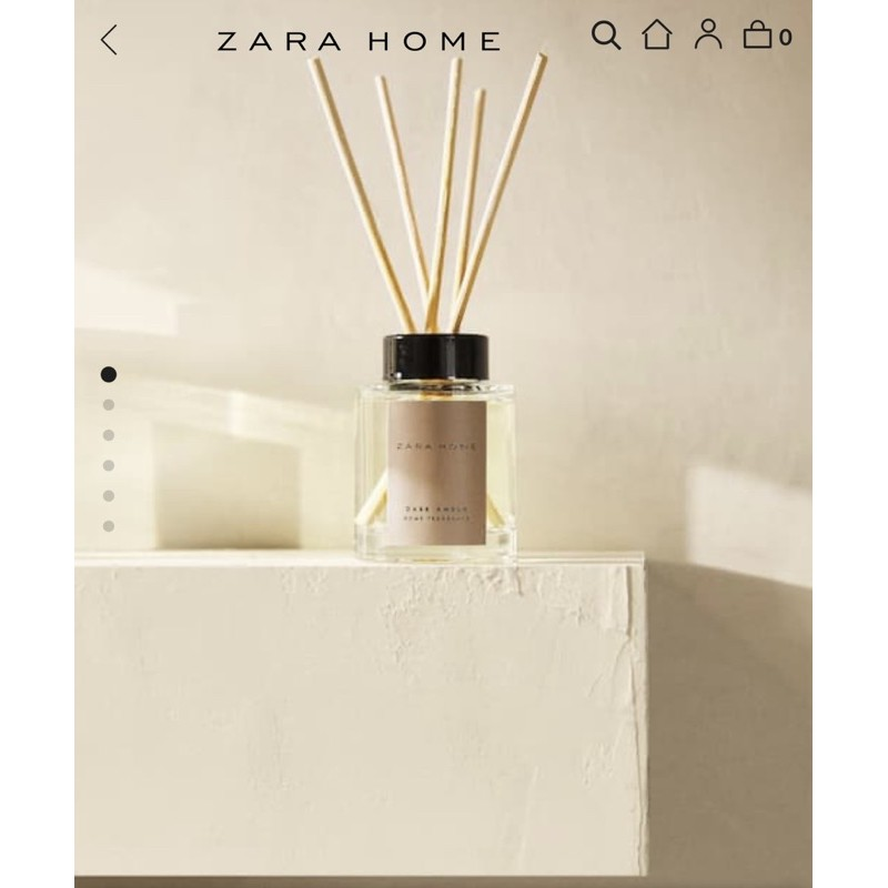 Zara Home❣️擴香系列❣️-Dark Amber (100ml/200ml/500ml)
