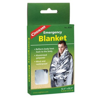 【COGHLANS 加拿大】Emergency Blanket 緊急防災救生毯 求生毯 (8235) 臺中市