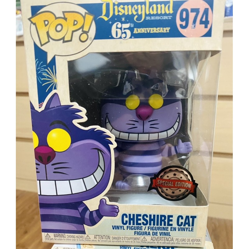 💗Betsytoys💗Funko Pop Disney 65週年迪士尼 愛麗絲 妙妙貓 柴郡貓 Cheshire Cat