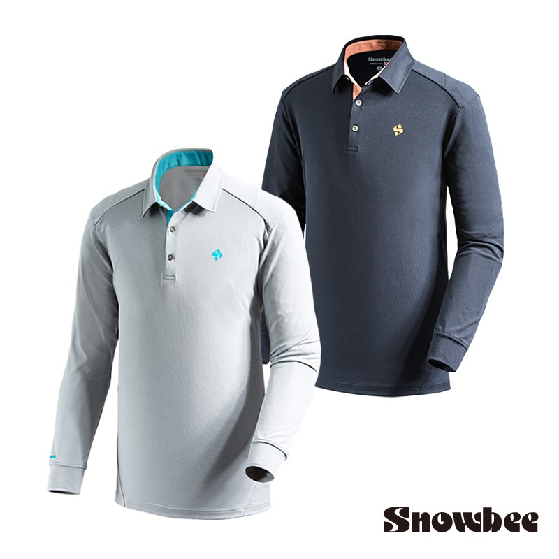 Snowbee Coolmax長袖Polo衫