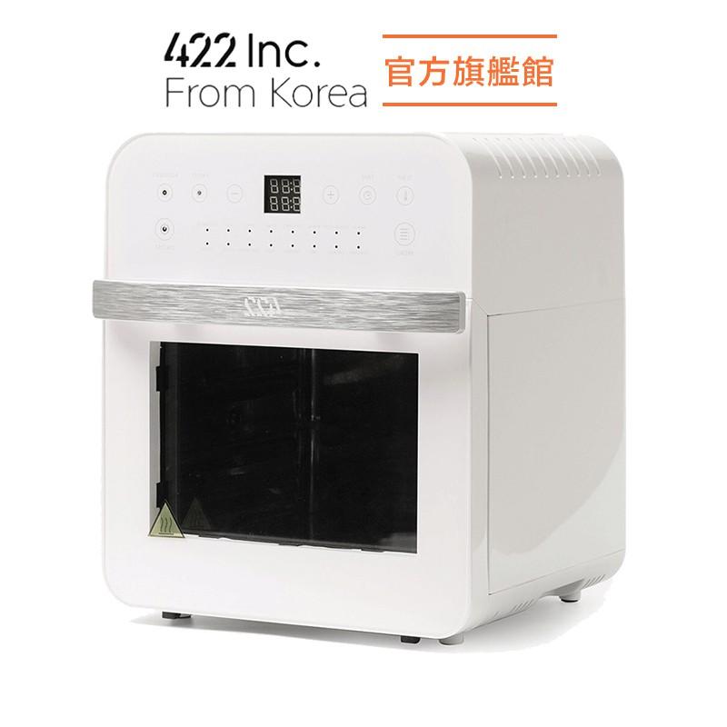 【韓國 422Inc】 11L 氣炸烤箱 白色 |原廠保固一年|官方旗艦店