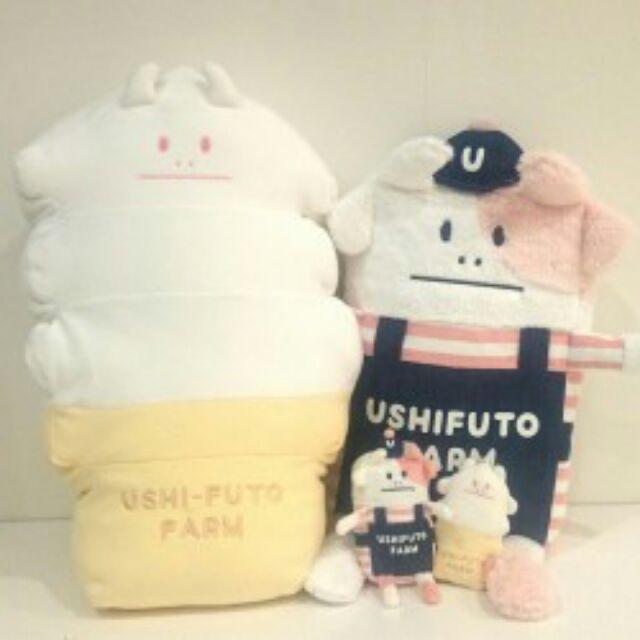 Craftholic 宇宙人 北海道 札幌 限定 現貨 玉米 冰淇淋 木雕熊