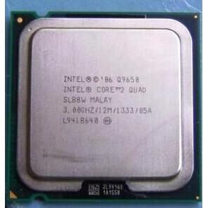 二手 Intel酷睿2四核Q9650 3.0G 775針 q9650 四核cpu
