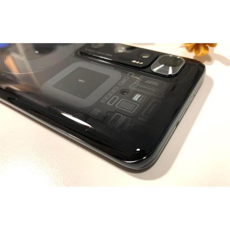 (中古/二手/9成9新)-陸版 小米10至尊版 Mi 10 Ultra 小米10紀念版 透明 12G/256G