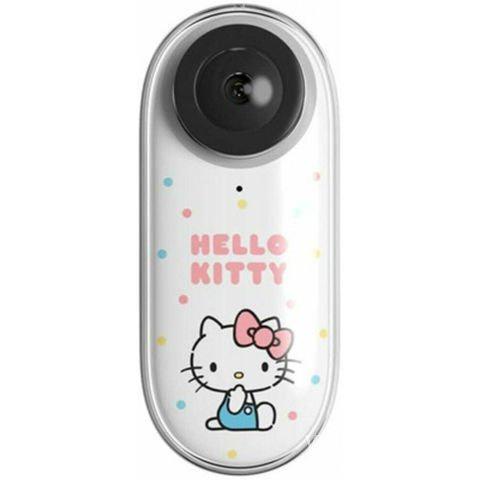 Insta360 go運動相機 Hello Kitty限量防水珍藏版拇指相機套裝 CHHI
