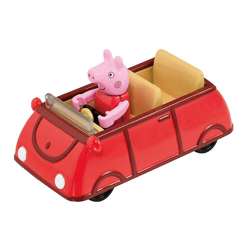 Dream TOMICA 騎乘系列 佩佩豬