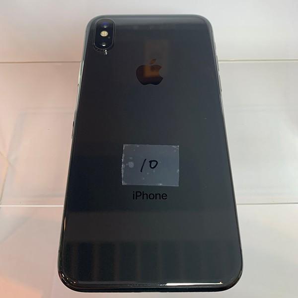 【二手機-附發票】iPhone X 256G 黑色-編號10