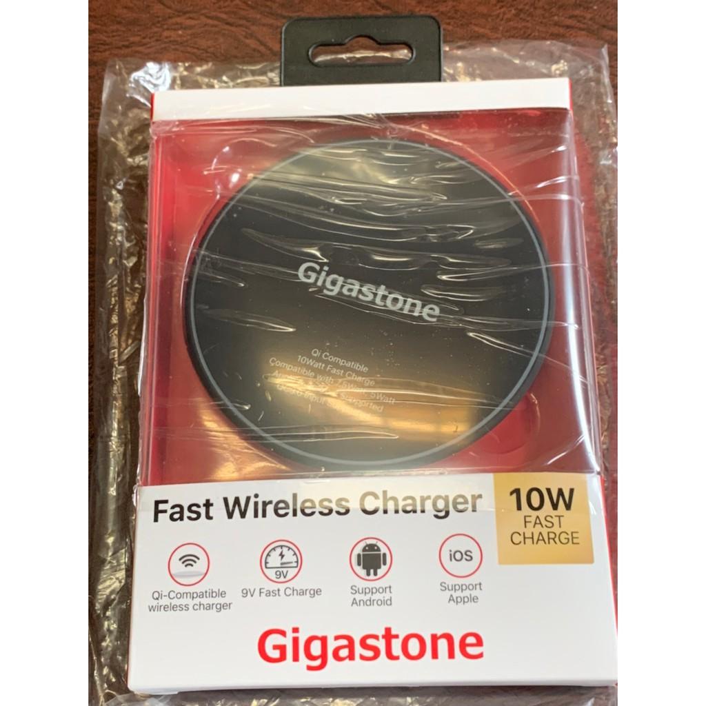 Gigastone 10W無線充電盤 #台北可面交