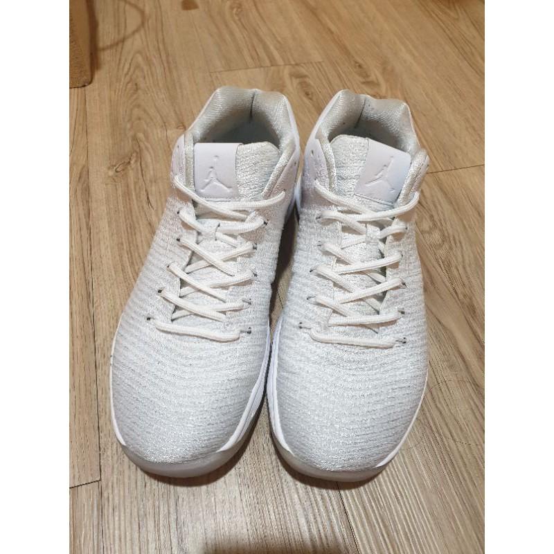 【二手鞋】Jordan 31 白-us11/29cm
