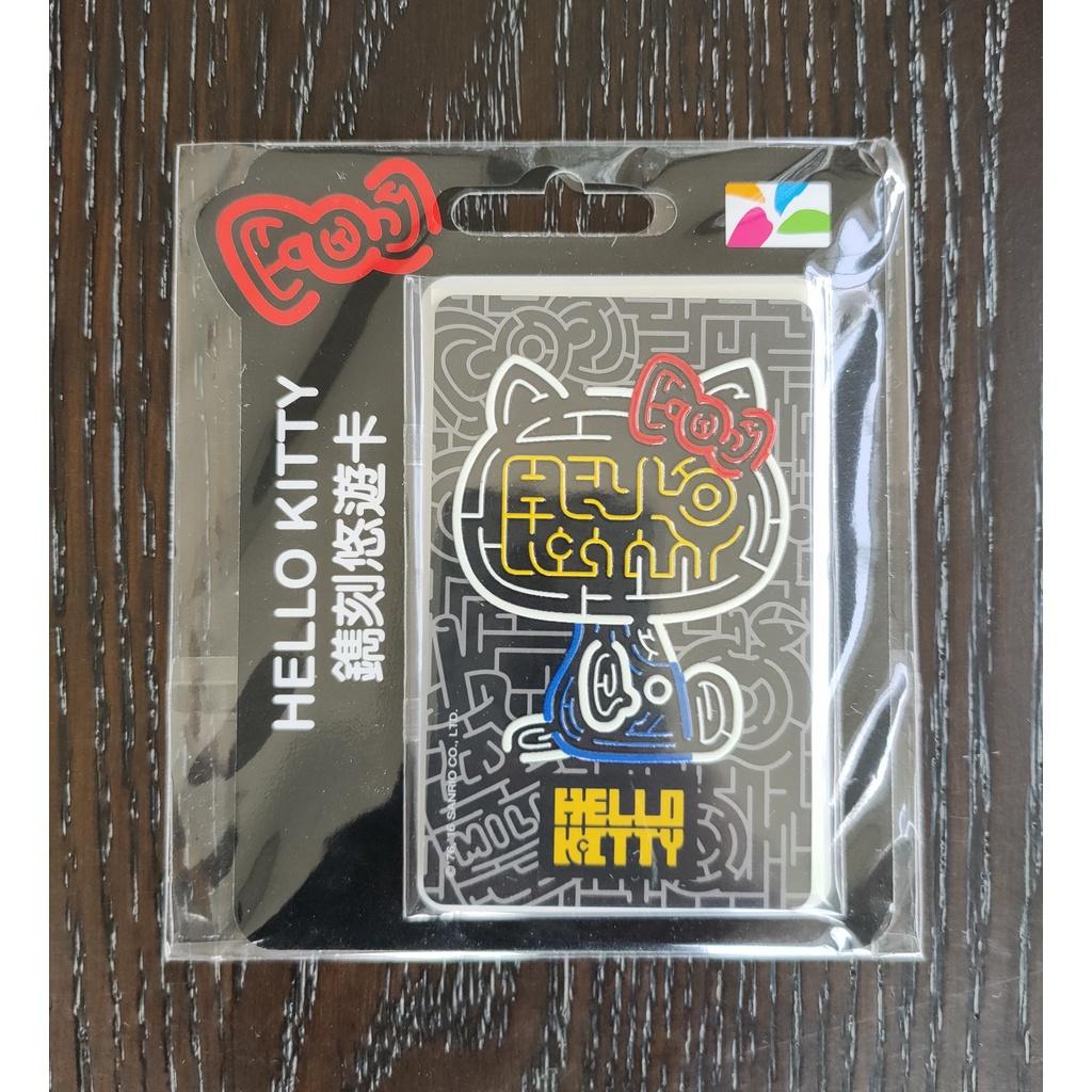 』俠客鋪『 HELLO KITTY 鐫刻悠遊卡-經典色系、絕版超限量悠遊卡