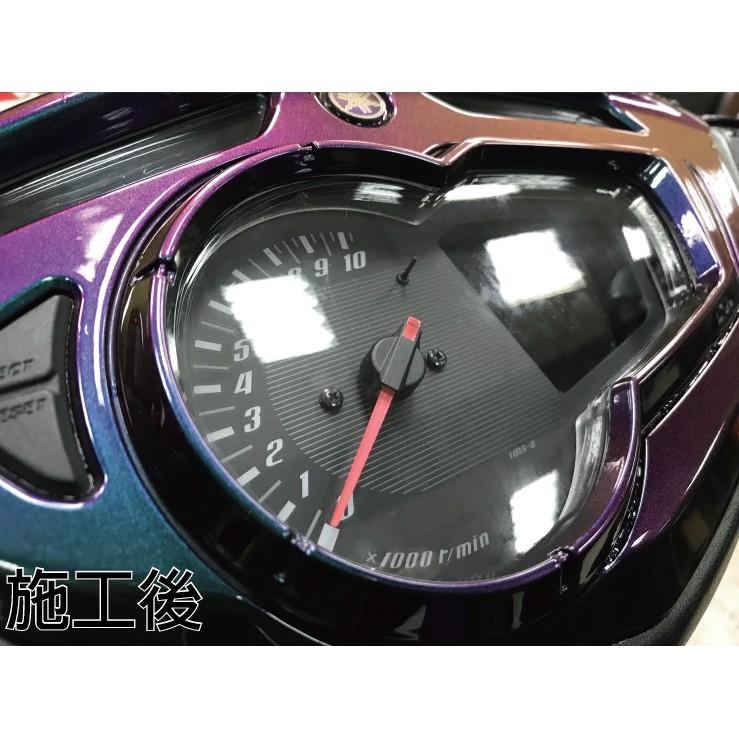 【凱威車藝】Yamaha CYGNUS-X 勁戰 三代 儀表板 犀牛皮 保護貼 自動修復細紋 儀錶板