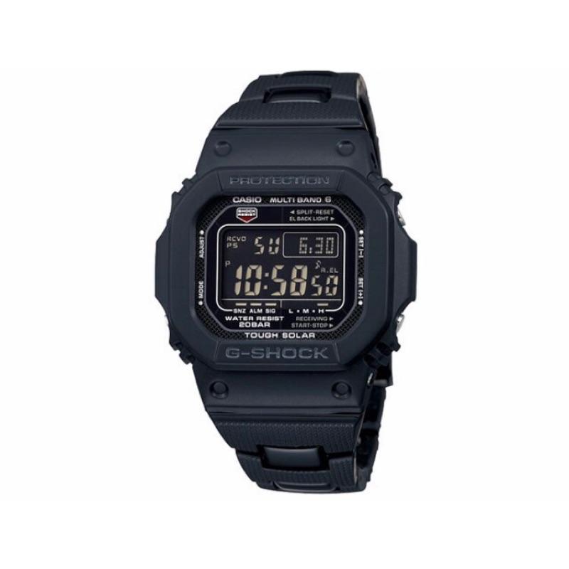 【正規品】CASIO G-SHOCK MULTI BAND 6 GW-M5610BC-1JF 日本 卡西歐 電波手錶