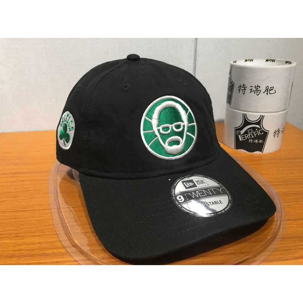 6184bf493bbb NBA球帽Kyrie Irving Uncle Drew New Era 賽爾提克人像電影可調式全新 ...