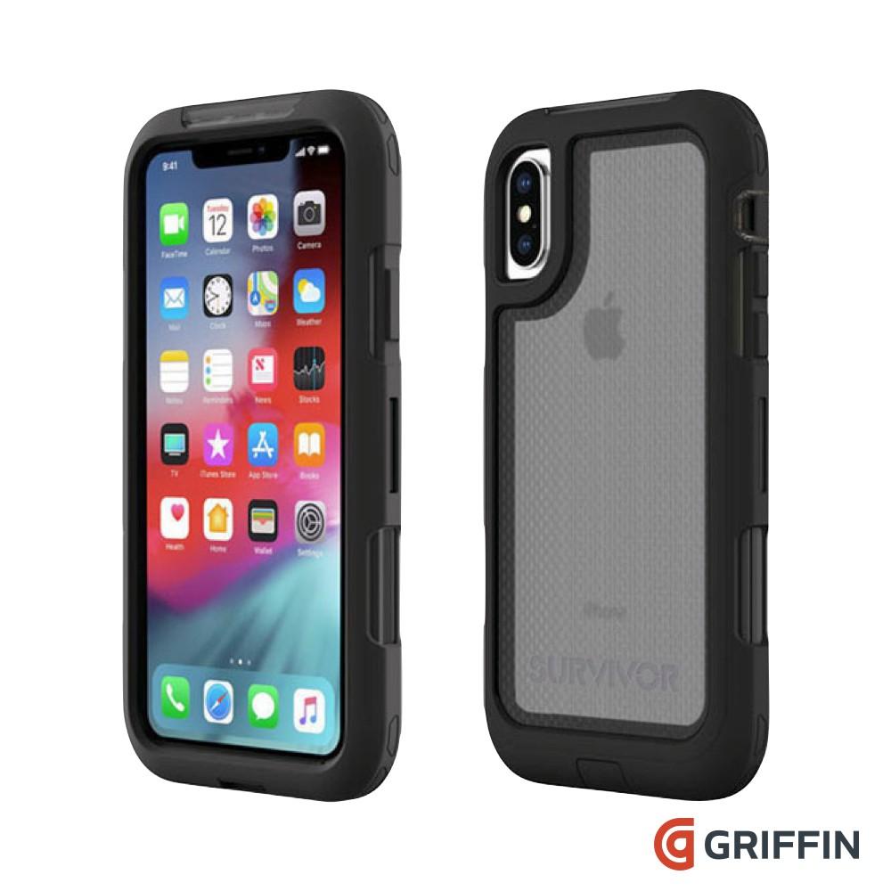 Griffin iPhone Xs Max 6.5吋 Survivor Extreme 超強韌 防摔 保護殼