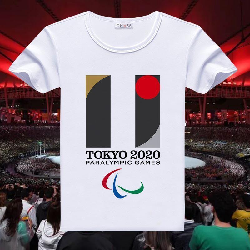 東奧 【奧運季】2020東京奧運會衣服男女學生吉祥物miraitowa someity標誌t恤#川の屋小鋪♉#