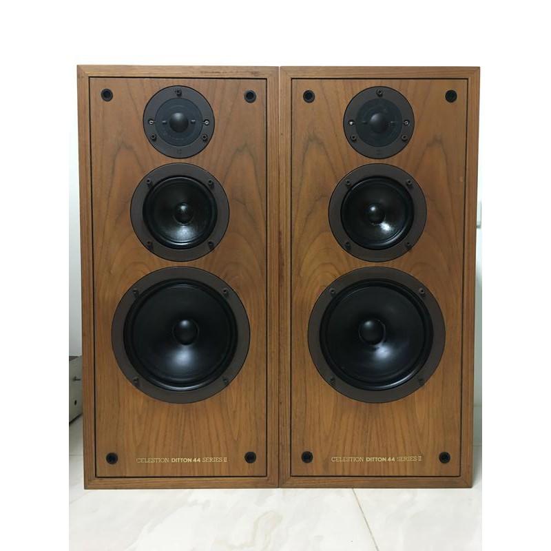 英國 CELESTION DITTON 44英國10吋 主喇叭 音質很棒 喇叭 英國製造 品項新 難得釋出~