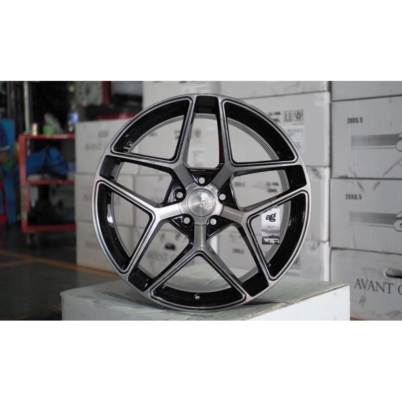 高雄人人輪胎 AG M650 19吋 20吋 鋁圈 5孔 114.3 112 108 AvantGarde 旋壓鋁圈