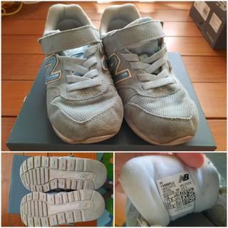 一手 New Balance 996 男童運動鞋 童鞋 大童 休閒鞋 麂皮 藍 YV996PLU 苗栗縣