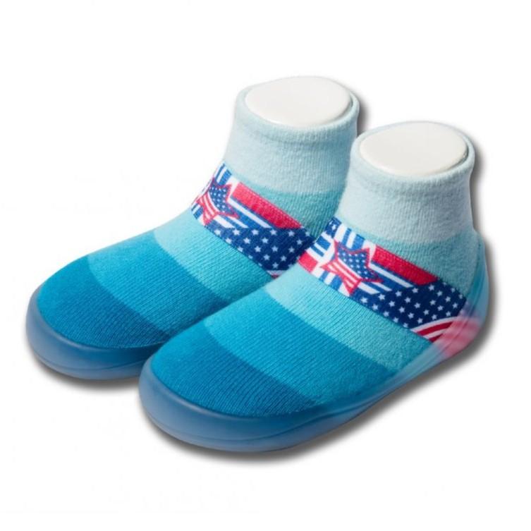 胖胖腳救星【feebees襪鞋】薄荷糖-加寬楦頭設計