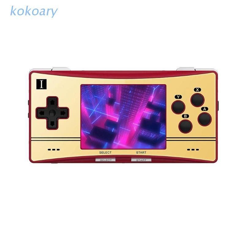 Kok RG300X 復古遊戲機, PS1 遊戲機, 開源系統視頻遊戲