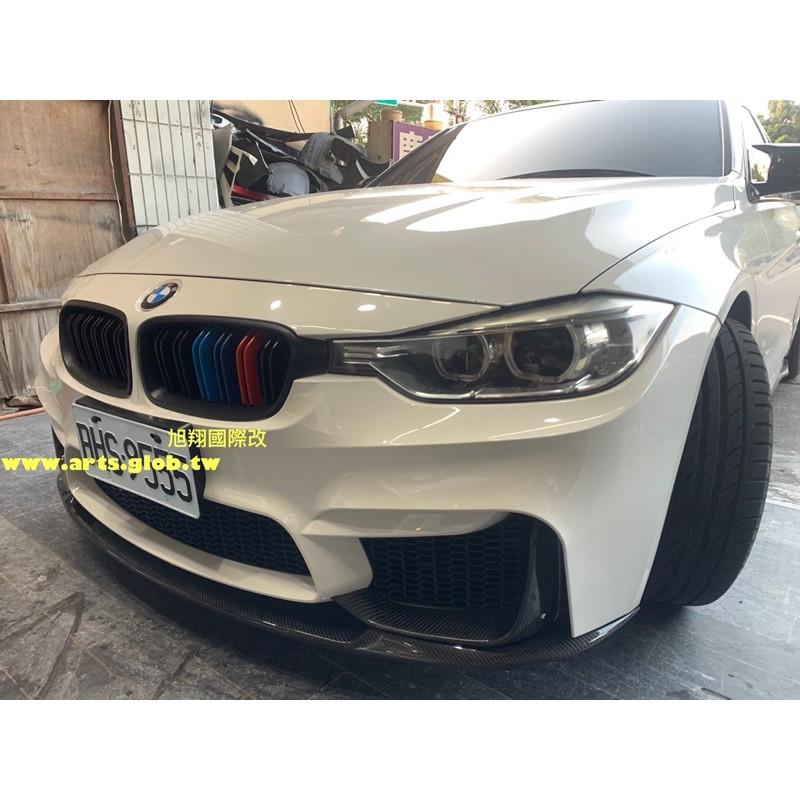 BMW F30 328 NEW STYLE PP M3前保桿空力套件2013-2016